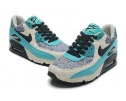 Кроссовки Nike Air Max 90 Bright Jade Black