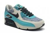 Кроссовки Nike Air Max 90 Bright Jade Black - Фото 6