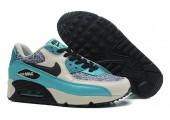 Кроссовки Nike Air Max 90 Bright Jade Black - Фото 3