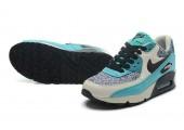 Кроссовки Nike Air Max 90 Bright Jade Black - Фото 4