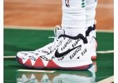 Баскетбольные кроссовки Nike Kyrie 4 BHM Equality - Фото 6