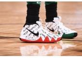 Баскетбольные кроссовки Nike Kyrie 4 BHM Equality - Фото 7