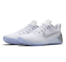 Кроссовки Nike Kobe AD White/Chrome