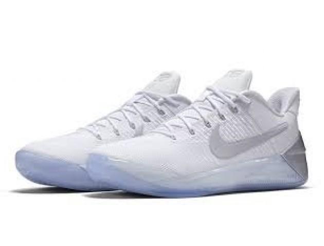 Кроссовки Nike Kobe AD White/Chrome