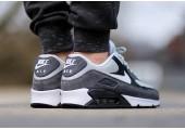 Кроссовки Nike Air Max 90 Essential Grey Mist 3 - Фото 4