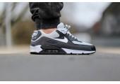 Кроссовки Nike Air Max 90 Essential Grey Mist 3 - Фото 2