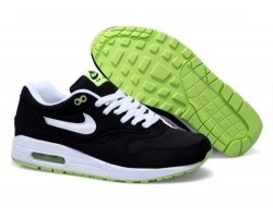 Кроссовки Nike Air Max 87 Black/Green