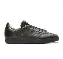 Кроссовки Adidas Gazelle Leather Black