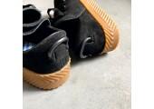 Кроссовки Alexander Wang x Adidas Originals Skate Black - Фото 8