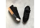 Кроссовки Alexander Wang x Adidas Originals Skate Black - Фото 3