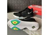 Баскетбольные кроссовки Nike Kyrie 3 Black Ice - Фото 4