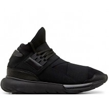 Кроссовки Adidas Y-3 Qasa High Black