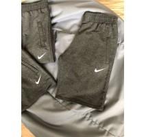 Мужские темно-серые шорты Nike