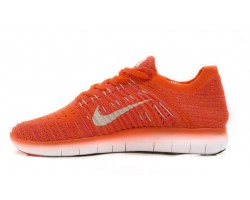 Кроссовки Nike Free RN Flyknit Coral
