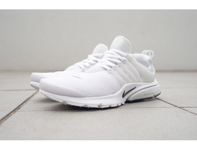 Кроссовки Nike Air Presto 2015 BR QS White