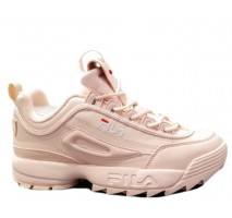 Кроссовки Fila Disruptor II Light Pink Leather