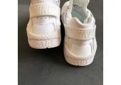 Кроссовки Nike Huarache All White - Фото 8