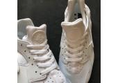 Кроссовки Nike Huarache All White - Фото 3