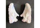 Кроссовки Nike Huarache All White - Фото 6