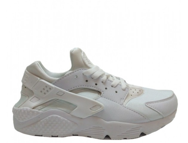 Кроссовки Nike Huarache All White