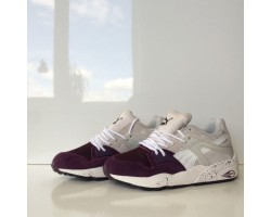 Кроссовки Puma R698 White/Purple