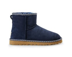 UGG CLASSIC MINI II BOOT LIBERTY NAVY