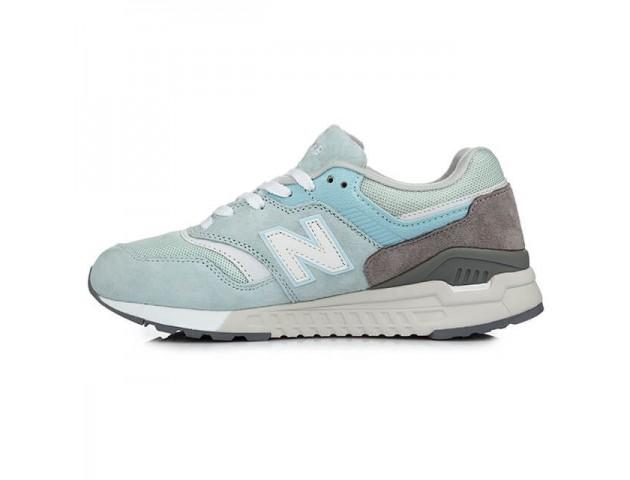 Кроссовки New Balance 997.5 Menthol/Grey