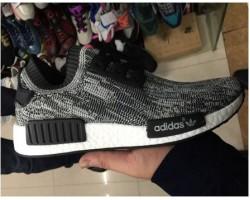 Кроссовки Adidas Originals NMD Runner Motled Noir Blanc