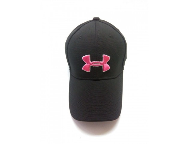 Кепка Under Armour Black/Rose/White