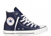 Кеды Converse All Star Chuck Taylor High Blue - Фото 1
