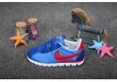 Детские кроссовки Nike Cortez Blue/Red - Фото 4