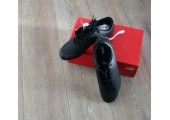 Кроссовки Puma Ferrari SF Drift Cat 5 Ultra Black/Red - Фото 2
