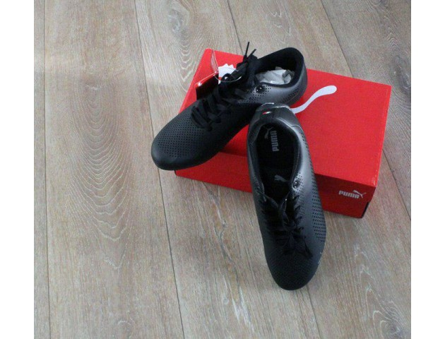 Кроссовки Puma Ferrari SF Drift Cat 5 Ultra Black/Red