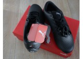 Кроссовки Puma Ferrari SF Drift Cat 5 Ultra Black/Red - Фото 4
