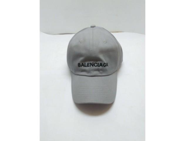 Кепка Balenciaga Hip hop Cap Classic Grey