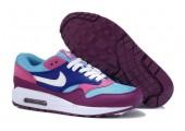Кроссовки Nike Air Max 87 Blue/Pink/White - Фото 5
