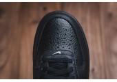 Кроссовки Nike Air Force Low 1 '07 LV8 Black - Фото 4