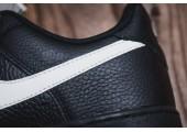 Кроссовки Nike Air Force Low 1 '07 LV8 Black - Фото 2