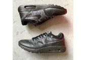 Кроссовки Nike Air Max 1 Ultra Flyknit Black/Grey - Фото 3