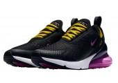 Кроссовки Nike Air Max 270 Black/Hyper Magenta - Фото 3