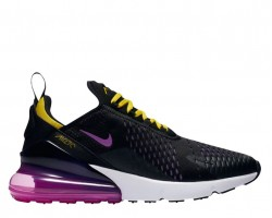 Кроссовки Nike Air Max 270 Black/Hyper Magenta