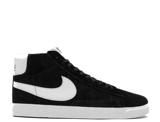 Кроссовки Nike Blazer Mid Black