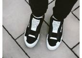 Кроссовки Puma x UEG Court Play Black /White - Фото 5