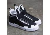 Кроссовки Puma x UEG Court Play Black /White - Фото 4