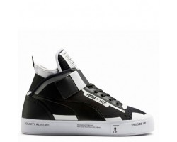 Кроссовки Puma x UEG Court Play Black /White