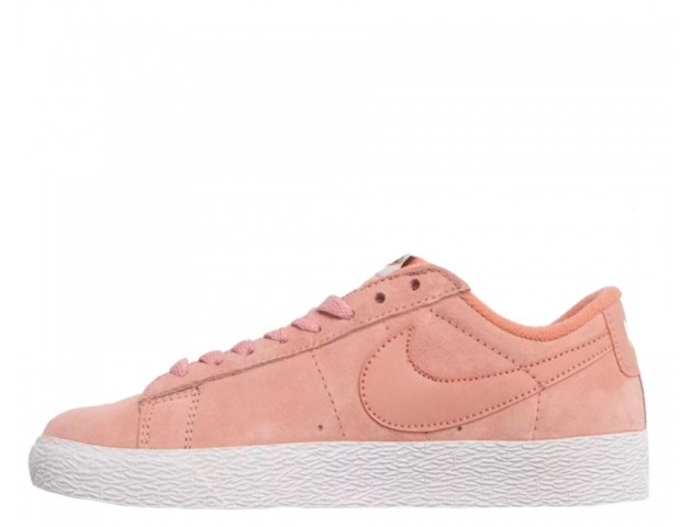 Кроссовки Nike Blazer Low Surfaces Light Lavender Leather