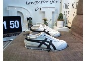 Кроссовки Asics Gel x Onitsuka Tiger White/Black - Фото 1