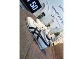 Кроссовки Asics Gel x Onitsuka Tiger White/Black - Фото 2