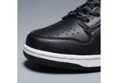 Сникерсы Nike WMNS Dunk Hight Black С МЕХОМ - Фото 5