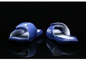 Шлепанцы Off White x Jordan Hydro 6 Blue - Фото 6